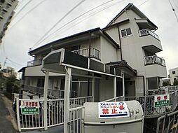 ハイツハラヤマ[3階]の外観