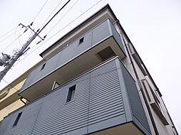 兵庫県神戸市長田区菅原通3丁目の賃貸マンションの外観