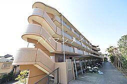 ハートヒルズ弐番館(ハートヒルズニバンカン)[2階]の外観