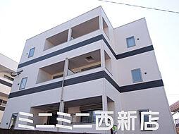 キミヱ野芥レジデンスII[102号室]の外観