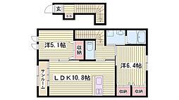 浜の宮駅 6.2万円