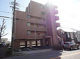 愛知県日進市赤池4丁目の賃貸マンションの外観