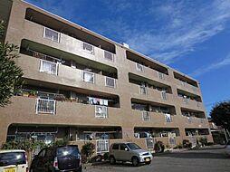 山梨県甲府市上石田1丁目の賃貸マンションの外観