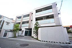 大阪府大阪市阿倍野区昭和町3丁目の賃貸アパートの外観