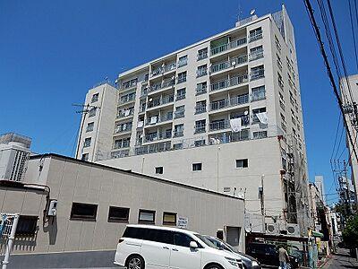 外観,2K,面積46.08m2,賃料4.0万円,JR常磐線 水戸駅 徒歩9分,,茨城県水戸市南町