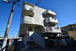 愛知県名古屋市名東区本郷3丁目の賃貸マンションの外観