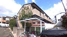 ドミール瓢箪山[1階]の外観