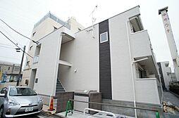リブリ・Blanc[2階]の外観