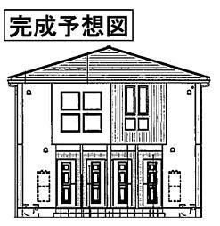 神奈川県海老名市上今泉2丁目の賃貸アパートの外観