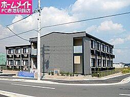 愛知県名古屋市緑区大高町字北南休の賃貸アパートの外観