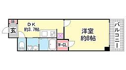 三ノ宮駅 4.5万円