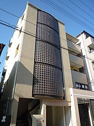 大阪府大阪市此花区高見3丁目の賃貸マンションの外観