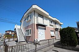 愛知県名古屋市中川区服部3丁目の賃貸マンションの外観