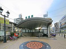 JR横浜線「成瀬」駅 距離約1360m