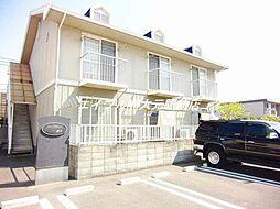 パークサイド富田[1階]の外観