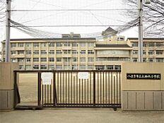 上柚木小学校(360m)