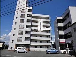 岡山県総社市井手丁目なしの賃貸マンションの外観