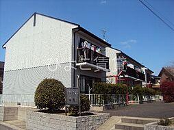 ディアス晴丘[B201号室]の外観