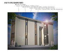 仮)醍醐南西裏町SKHコーポ[1階]の外観