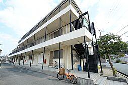 兵庫県西宮市樋ノ口町1丁目の賃貸アパートの外観