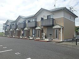[テラスハウス] 茨城県神栖市土合西2丁目 の賃貸【/】の外観