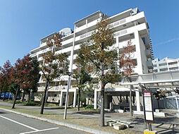 HAT神戸・灘の浜12号棟[3階]の外観