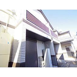 奈良県奈良市三条町の賃貸アパートの外観