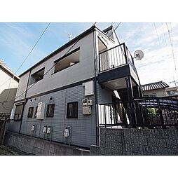奈良県大和高田市礒野南町の賃貸アパートの外観