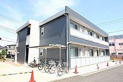 東京都西東京市泉町2丁目の賃貸アパートの外観