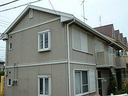 プラント浜之郷[2階]の外観