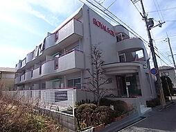 兵庫県神戸市西区大津和2丁目の賃貸マンションの外観