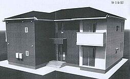 エルメゾンJR総持寺[1階]の外観