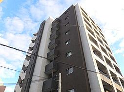 プラシード新町[7階]の外観