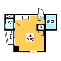 日商ビル[3階]の間取り