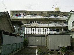 サンキャッスル[3階]の外観