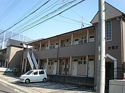 愛知県名古屋市名東区高針原2丁目の賃貸アパートの外観
