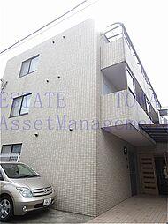 東京都品川区中延3丁目の賃貸マンションの外観