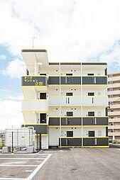 福岡県飯塚市立岩の賃貸マンションの外観