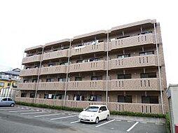 静岡県三島市徳倉4丁目の賃貸マンションの外観