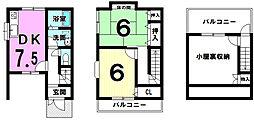 埼玉県富士見市羽沢2丁目