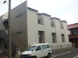 愛知県名古屋市中村区並木2丁目の賃貸アパートの外観
