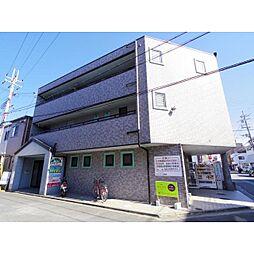 奈良県橿原市中曽司町の賃貸マンションの外観