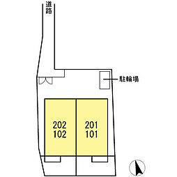 サンコート宮沢[102号室]の外観