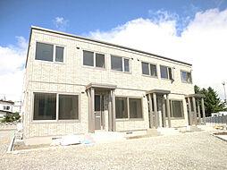 [テラスハウス] 北海道札幌市豊平区月寒西一条9丁目 の賃貸【/】の外観