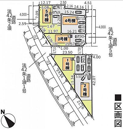 【全区画図】
