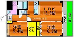Affino〜AOE〜[1階]の間取り