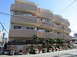 グリーンコーポ橘[4階]の外観