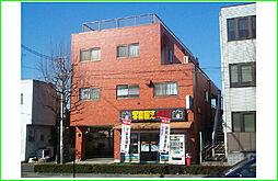 東京都八王子市大和田町4丁目の賃貸アパートの外観