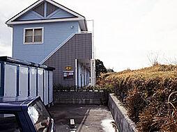 兵庫県神戸市北区山田町上谷上字中ノ手の賃貸アパートの外観