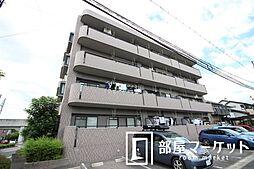 愛知県豊田市東梅坪町6丁目の賃貸マンションの外観